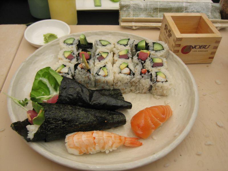 Cake & Sushi 005